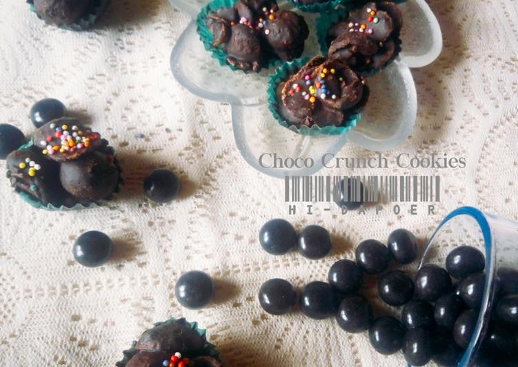 Choco Crunch Cookies