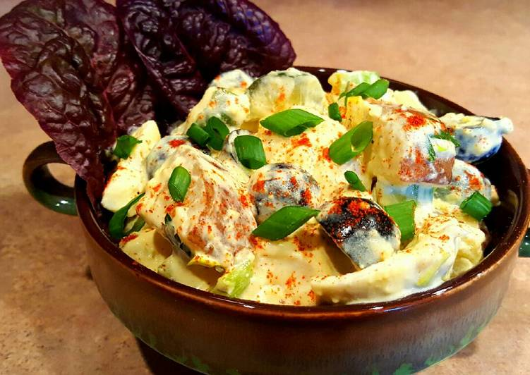 Mike's Old Fashion Potato Egg Salad