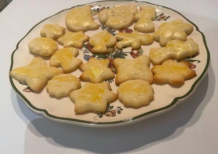 Recette Savoureux Des petits gâteaux au beurre alsacien *(Butterbredle)
