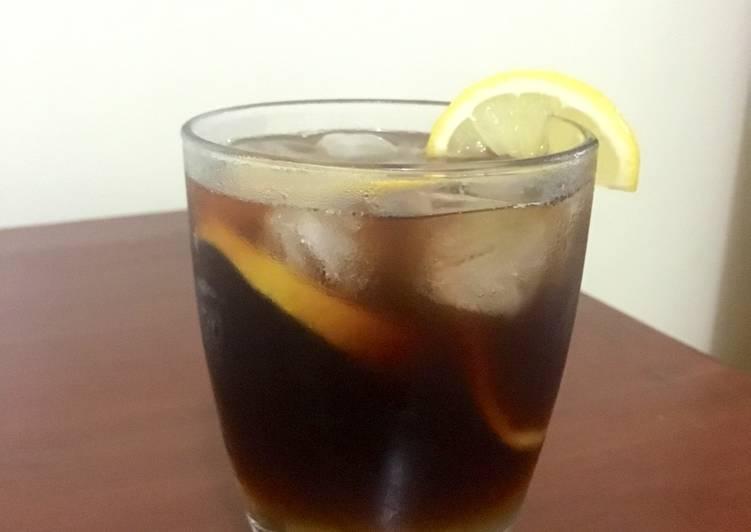 Ice Coffee Lemonade