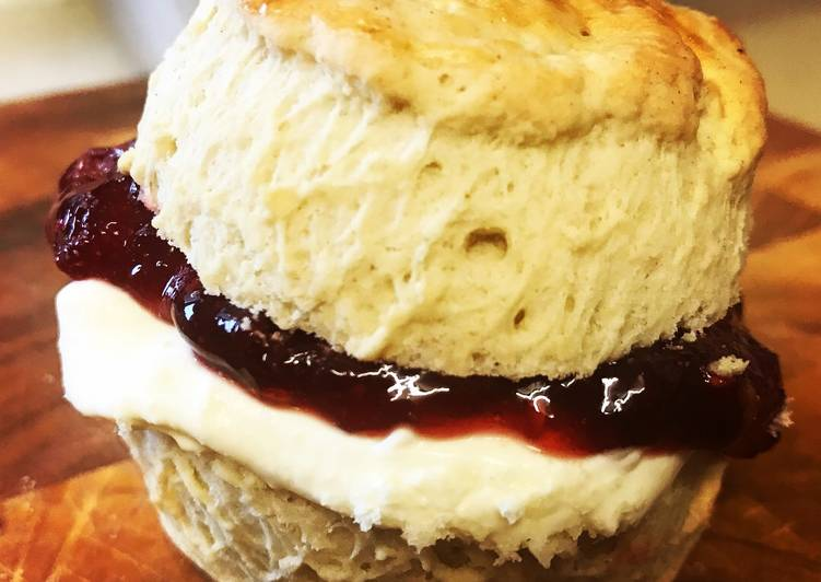 Simple Way to Make Favorite Classic Sweet Scones