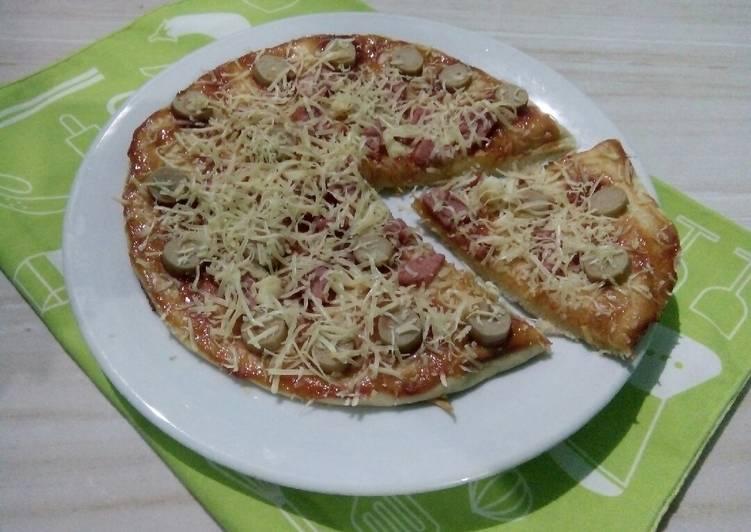 Pizza Simple Enak