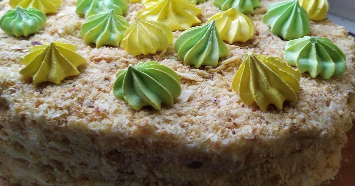 себе первый торт ирина рецепт с фото целом