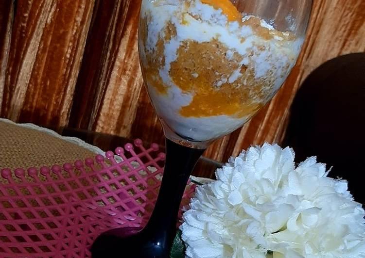 How to Prepare Perfect MANGO Yoghurt PARFAIT 🥭😍🥭😍