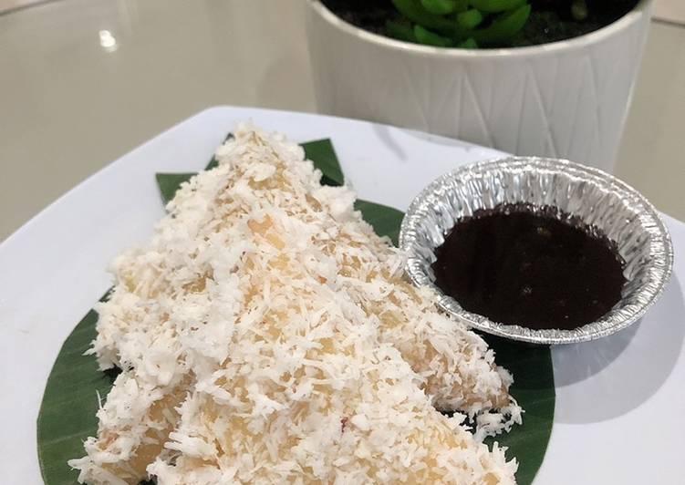 Resep Kue Lupis