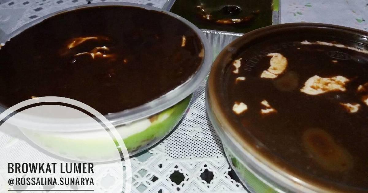 10 Resep Browkat Melted Browniesalpukat Enak Dan Sederhana Ala Rumahan Cookpad