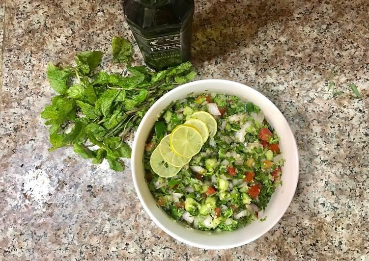 Recipe of Quick Tabbouleh Salad