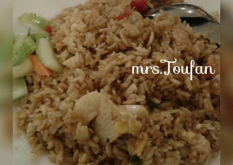 nasi goreng seafood jakarta
