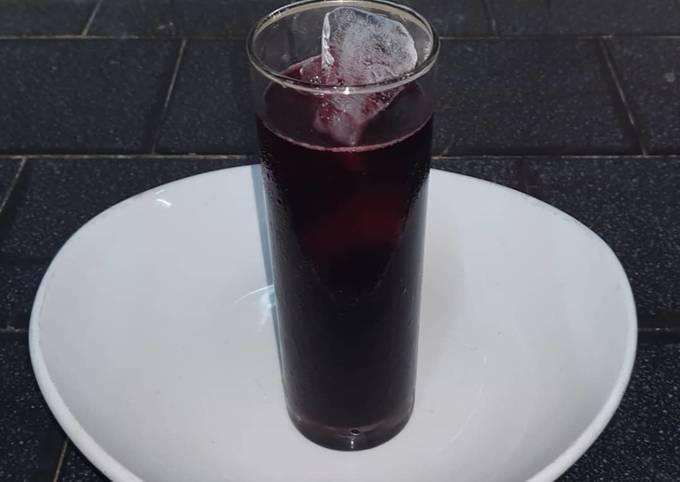 Nutritious Hibiscus Juice Recipe
