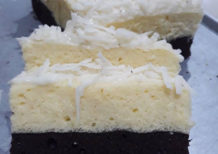 72. Bolu Susu Lembang ala Reg's Dish 🍽