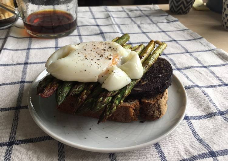 Simple poached egg 🍳