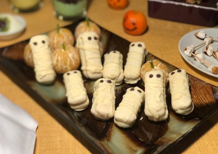 Ricetta Mummie Pavesini