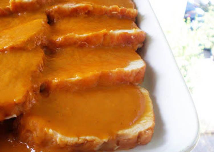 Redondo De Pavo En Salsa Receta De La Cocinera Novata Cookpad