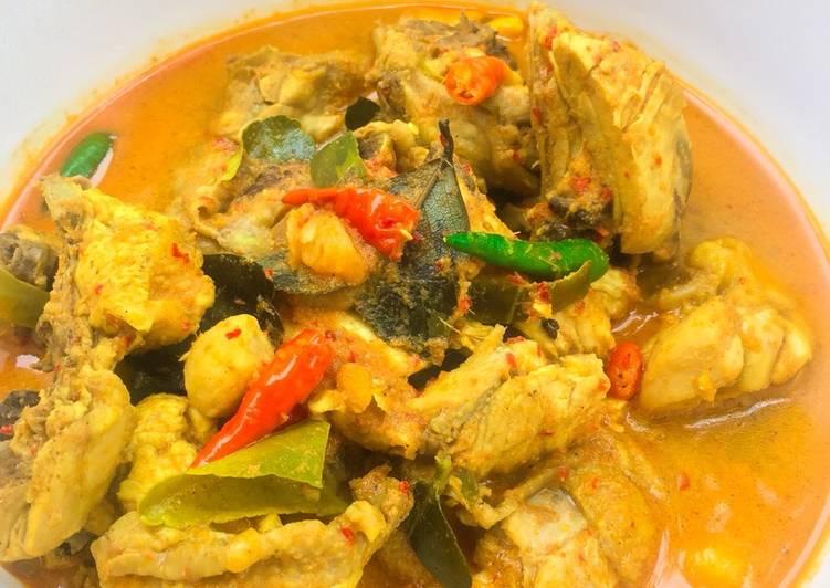 Resep Ayam Lodho Khas Jawa Timur Yang Gampang Bikin Nagih