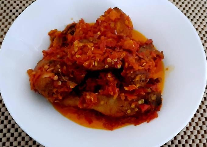 Ayam Balado Padang