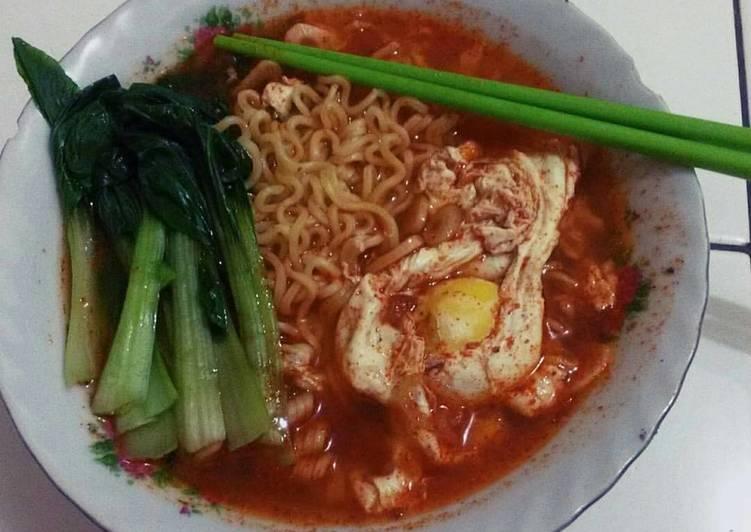 Resep Mie Ramen Rumahan Oleh Agnesanalisa Cookpad