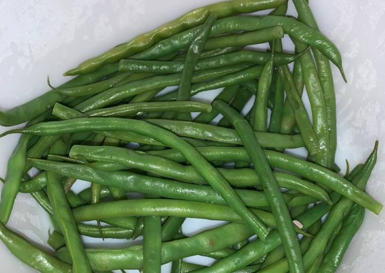 Simple Way to Make Favorite Fresh Green Beans