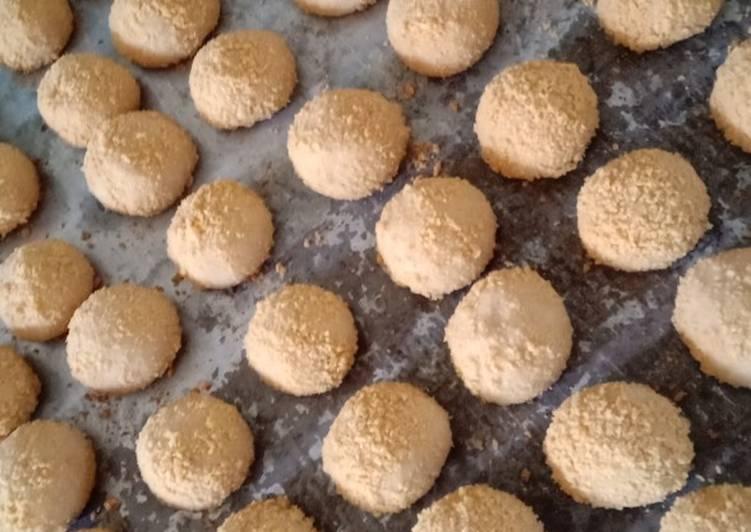 Crispy cookies(kue krispy)