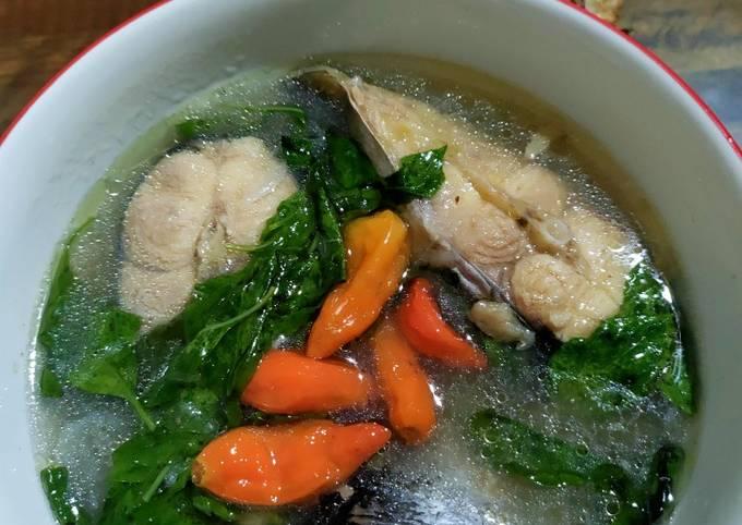 Resep Sup ikan paTin 🐟 Anti Gagal