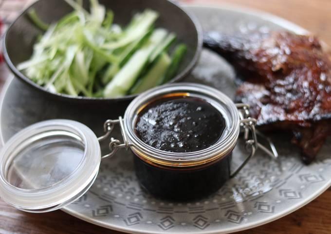 Homemade hoisin sauce 🥢