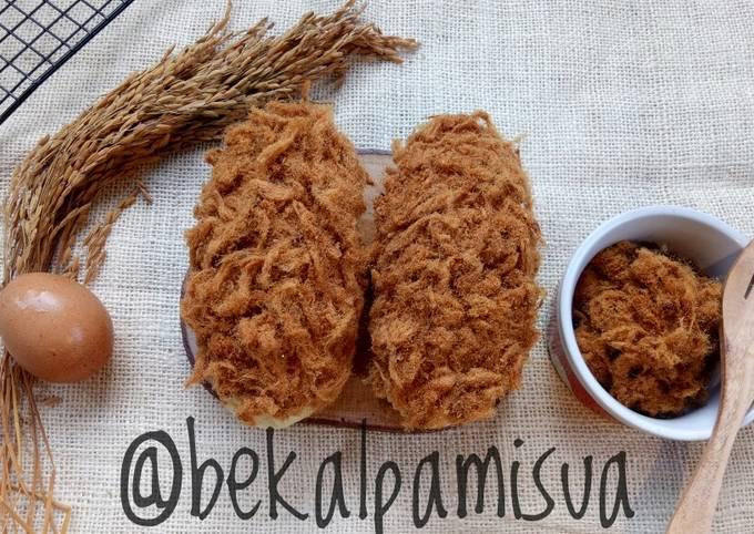 Roti Abon Sapi Asli