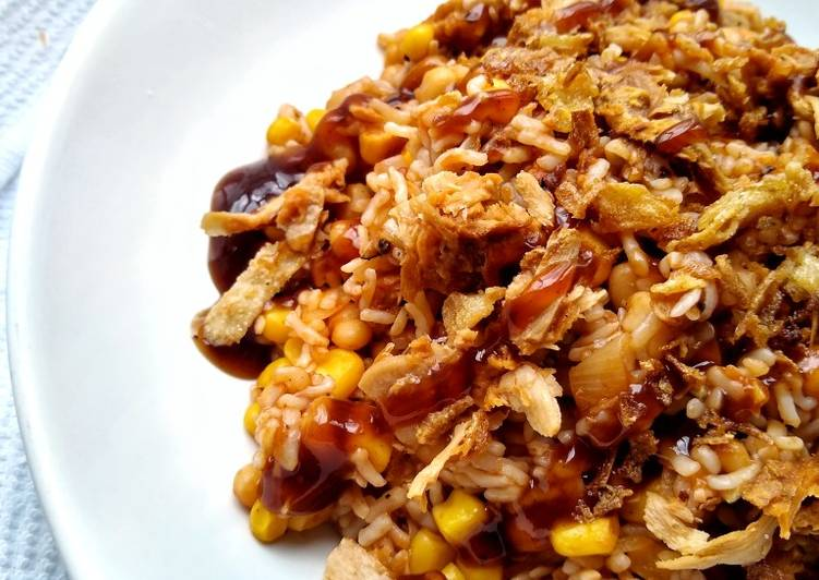 BBQ Fried Rice