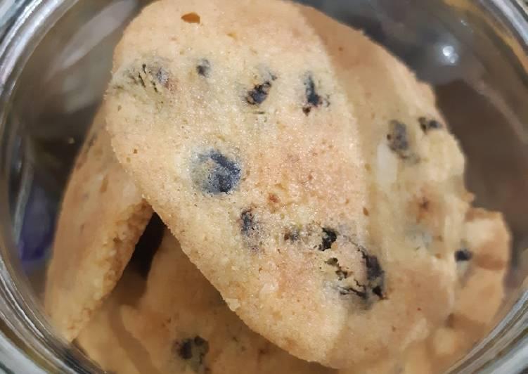 Oatmeal Almond Cookies Teflon