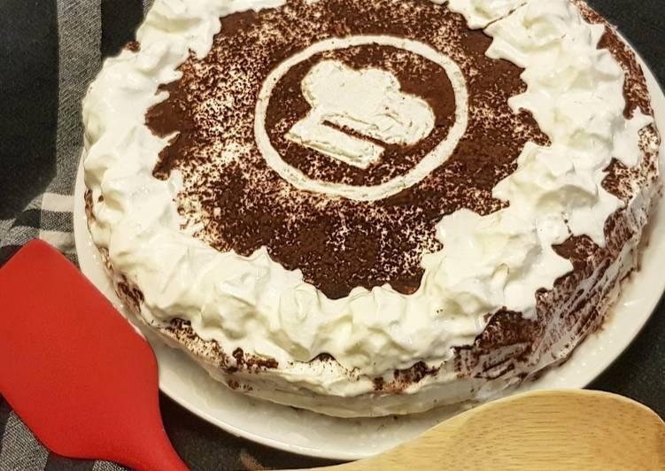 Facile Pas Cher  49• 🍰 Gâteau-Crêpe Tiramisu 🍫