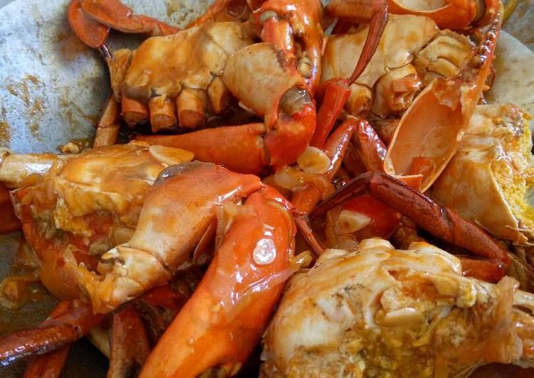 Resep Kepiting Saus Asam Manis Oleh Dyah Ayu Maduratna Cookpad
