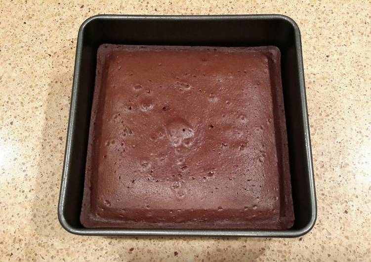 Easy Gluten Free Brownie Cake