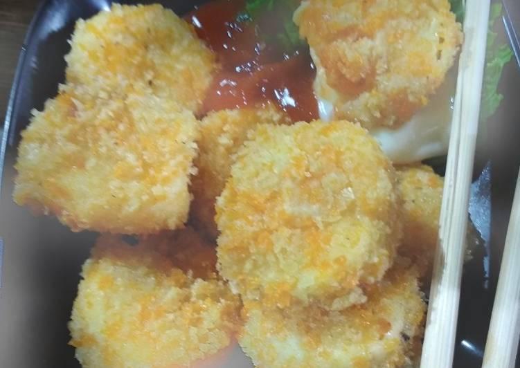 Tofu Goreng Crispy