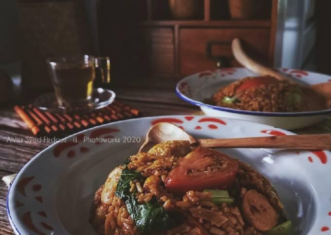 Nasi Goreng Cam-campak