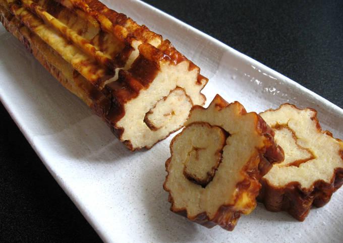'Datemaki' Rolled Omelette