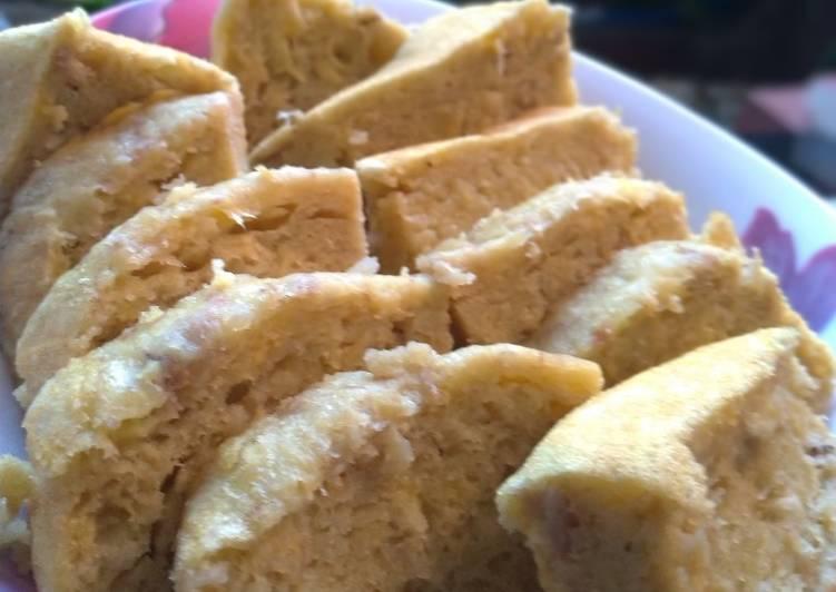 Bolu pisang kukus - cookandrecipe.com