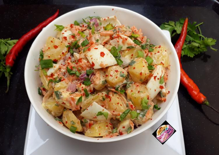How to Prepare Most Popular Potato Salad