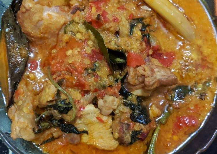 Resep Ayam Rica Kemangi Pedas Yang Mudah Pasti Sedap