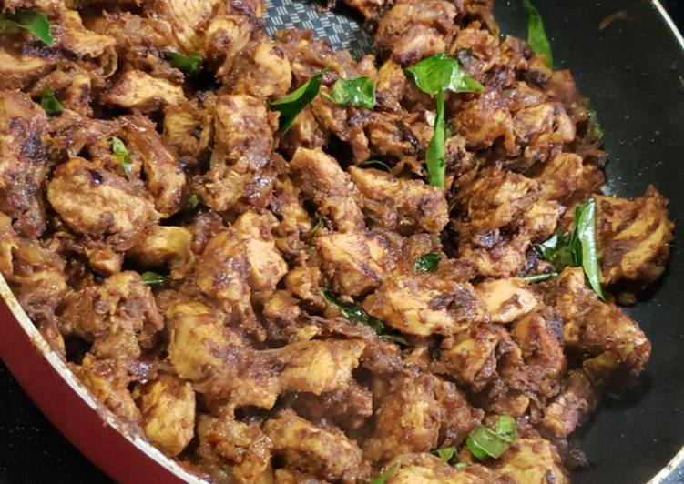 Recipe: Tasty Andhra Chicken fry< another simple one>