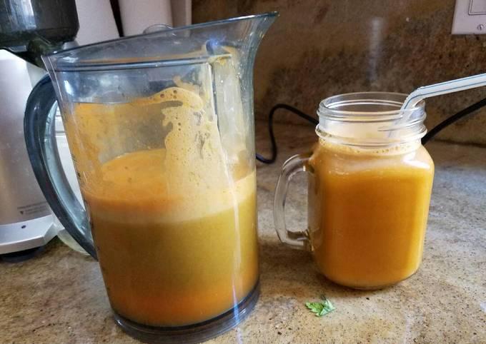 My favorite morning juice