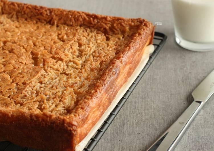Recipe: Perfect Coconut Butter Mochi [Gluten-Free]