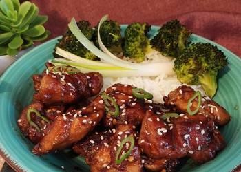 Easiest Way to Cook Appetizing Teriyaki Chicken Bowl