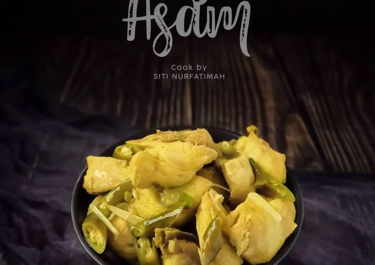 Ayam Masak Asam - velavinkabakery.com