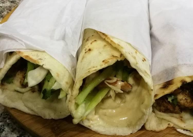 Labanese shawarma