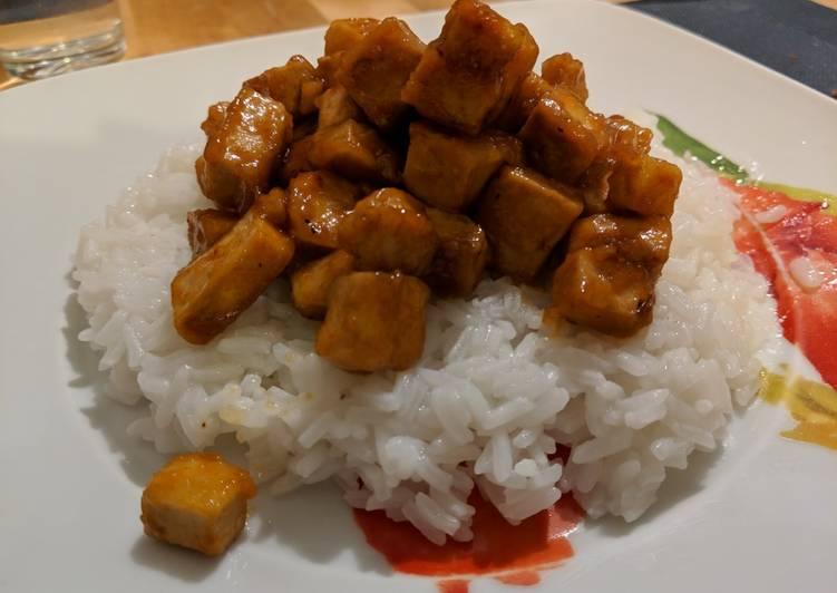 Tofu général Tao (soft)