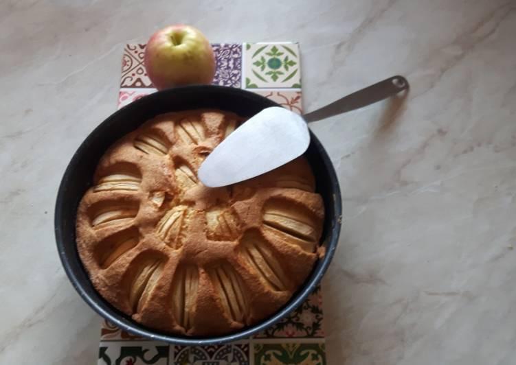 Comment Préparer Les Gateau aux pommes