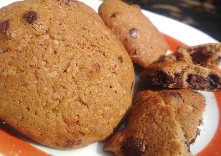 Resep Crunchy Chocochip Cookies yang Lezat