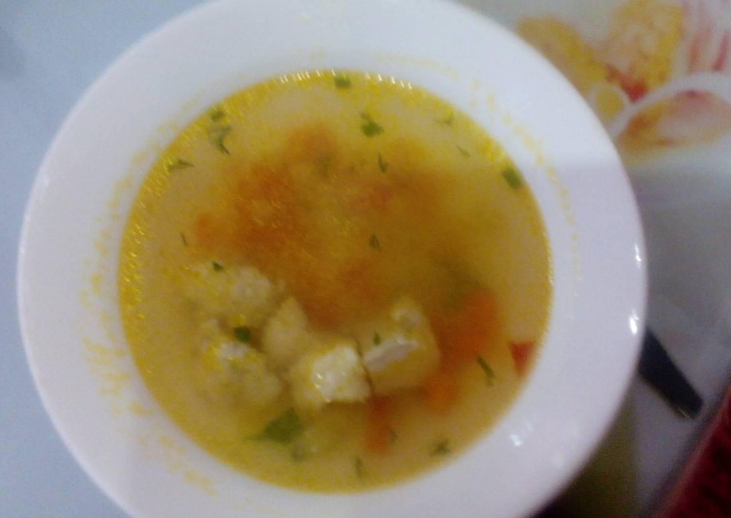 суп из трески рецепты с фото простые самая