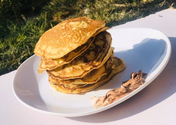 Going Green for Good Health By Consuming Superfoods, Pancakes