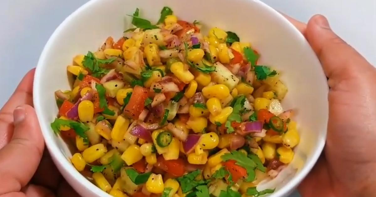 Best Corn Salad Recipe Ever