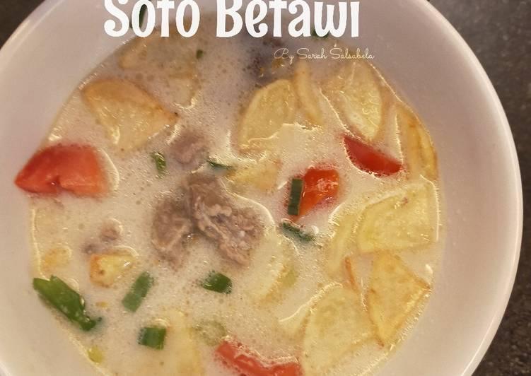 Soto Betawi