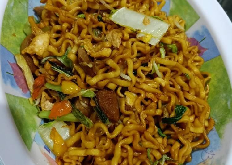 Resep: Mie goreng yummy Lezat